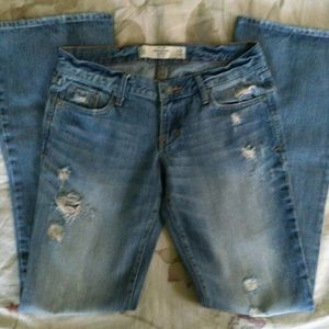 Abercrombie and Fitch Denim Jeans Size 0s